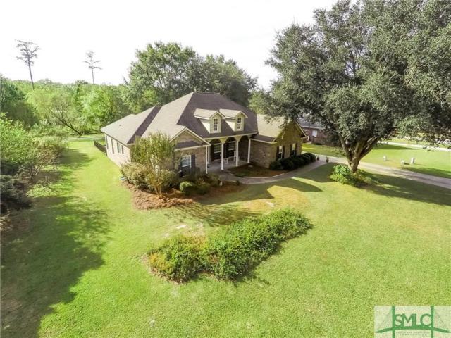 38 Worthington Drive, Black Creek, GA 31308 (MLS #198767) :: The Sheila Doney Team
