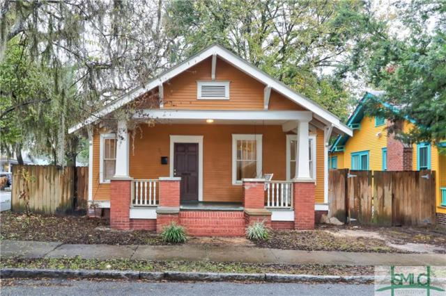 502 E 38th Street, Savannah, GA 31401 (MLS #198823) :: The Robin Boaen Group