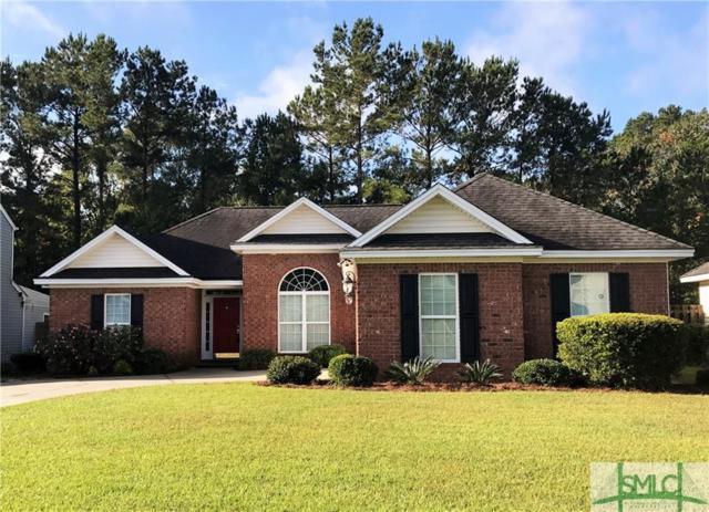 135 Shady Grove Lane, Savannah, GA 31419 (MLS #198860) :: Keller Williams Realty-CAP