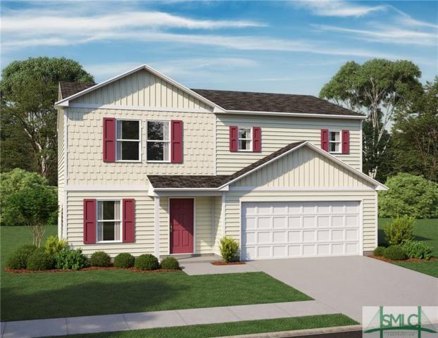 33 Water Oak Way, Garden City, GA 31408 (MLS #198870) :: The Randy Bocook Real Estate Team