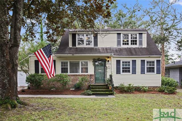 2021 Brogdon Street, Savannah, GA 31406 (MLS #198871) :: The Robin Boaen Group
