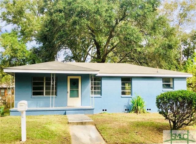 2110 Packard Avenue, Savannah, GA 31405 (MLS #198874) :: The Arlow Real Estate Group