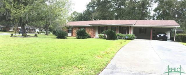101 Montclair Boulevard, Savannah, GA 31419 (MLS #198879) :: Keller Williams Realty-CAP