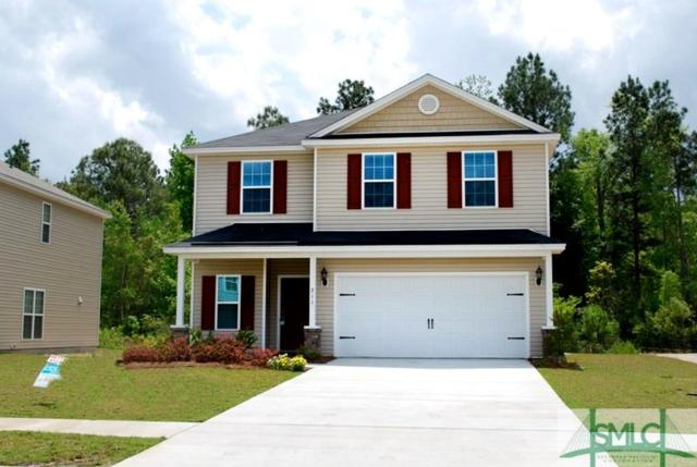153 Red Maple Lane, Guyton, GA 31312 (MLS #198899) :: The Randy Bocook Real Estate Team