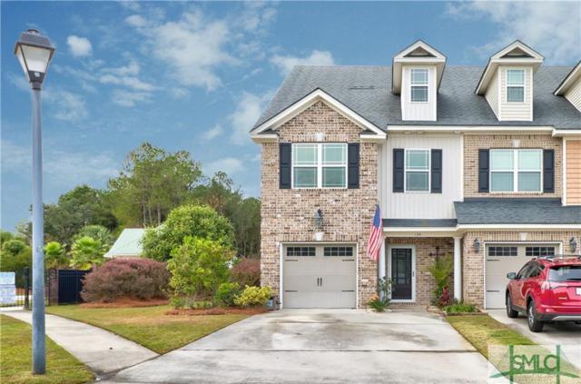 134 Ventura Place, Pooler, GA 31322 (MLS #198913) :: Coastal Savannah Homes