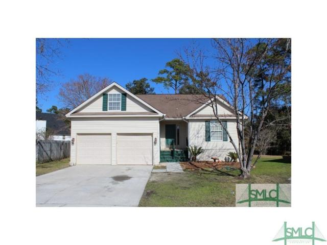 9 Rivermarsh Court, Savannah, GA 31419 (MLS #198921) :: The Arlow Real Estate Group