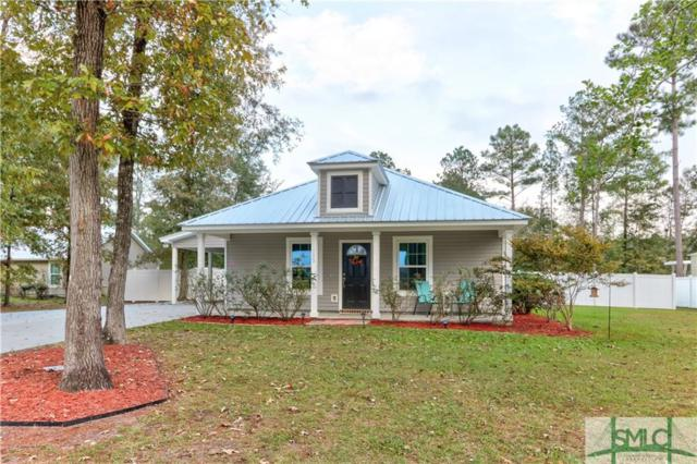 102 Sunny Lane, Guyton, GA 31312 (MLS #198933) :: Karyn Thomas