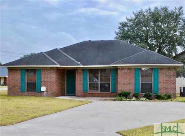 1309 Crossgate Court, Hinesville, GA 31313 (MLS #198979) :: The Arlow Real Estate Group