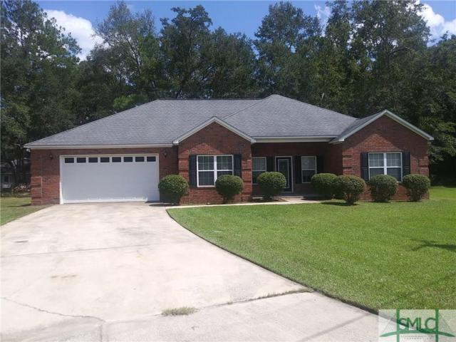 122 Colonial Drive, Midway, GA 31320 (MLS #198996) :: The Sheila Doney Team