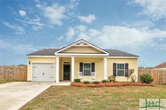 119 Willow Drive, Guyton, GA 31312 (MLS #199003) :: The Randy Bocook Real Estate Team