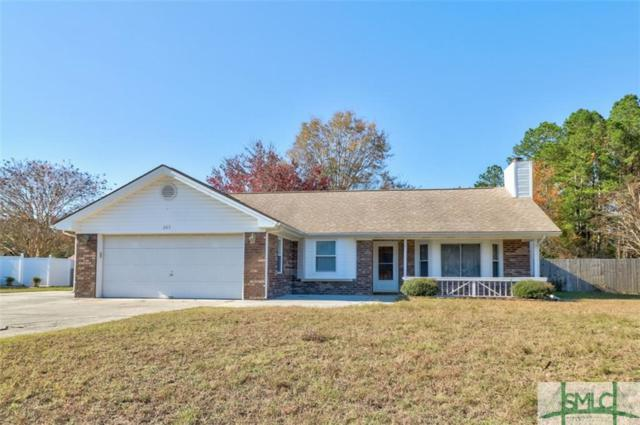 203 Richmond Drive, Bloomingdale, GA 31302 (MLS #199005) :: The Sheila Doney Team
