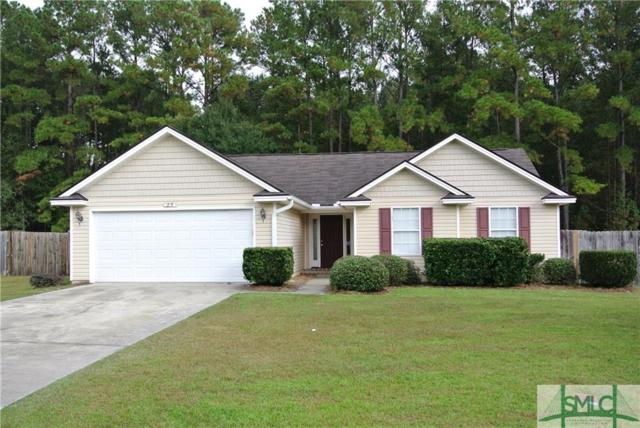 25 Hidden Creek Drive, Guyton, GA 31312 (MLS #199015) :: Coastal Savannah Homes
