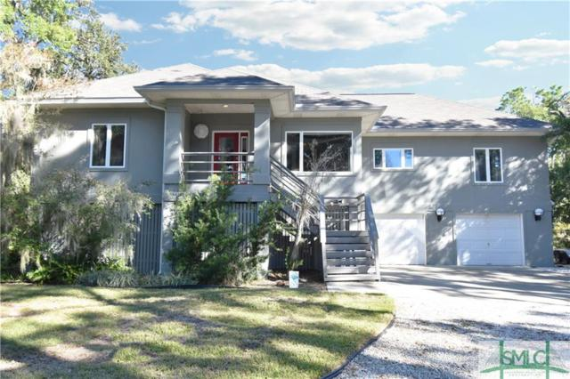 22 Horsepen Point, Tybee Island, GA 31328 (MLS #199020) :: The Arlow Real Estate Group