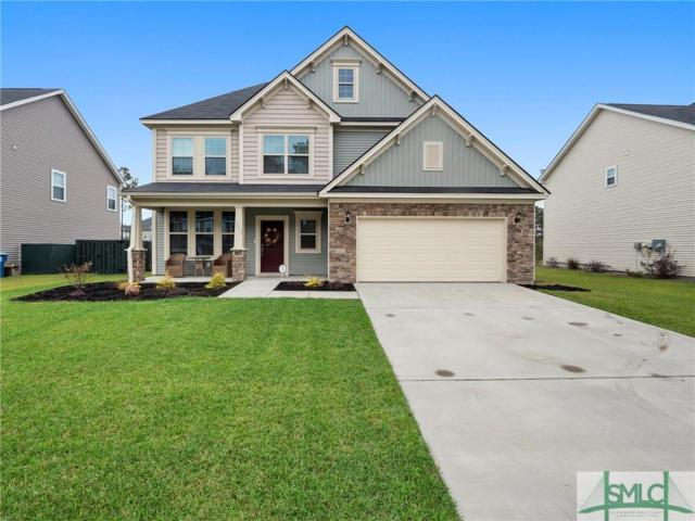 1317 Castleoak Drive, Richmond Hill, GA 31324 (MLS #199028) :: Keller Williams Realty-CAP