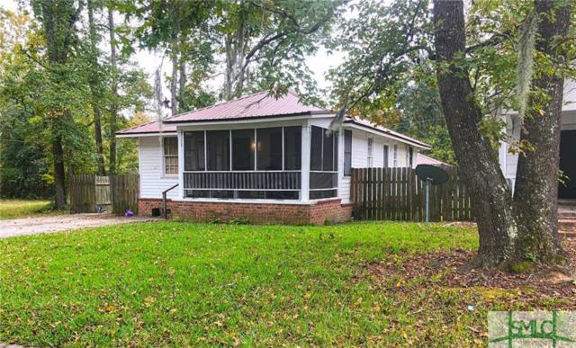 2007 Palmetto Avenue, Savannah, GA 31405 (MLS #199039) :: The Arlow Real Estate Group