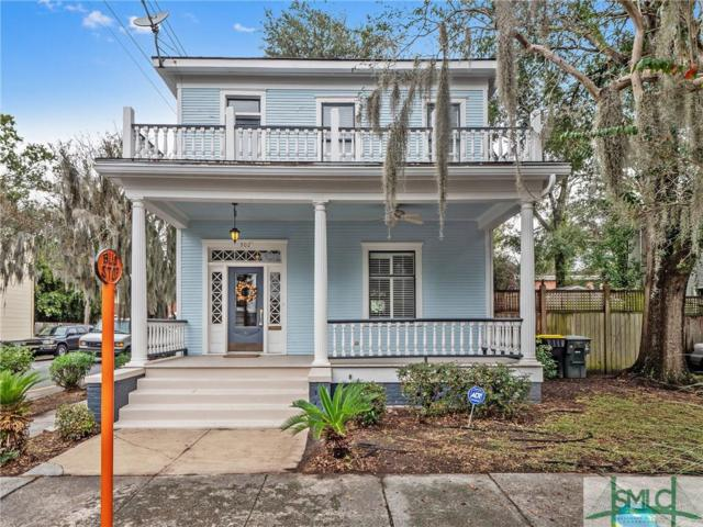 502 E 40th Street, Savannah, GA 31401 (MLS #199042) :: The Randy Bocook Real Estate Team