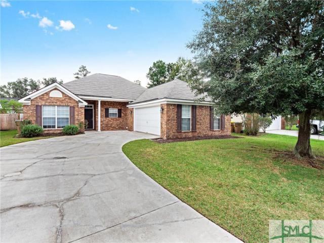 322 Laurel Hill Circle, Richmond Hill, GA 31324 (MLS #199043) :: Karyn Thomas