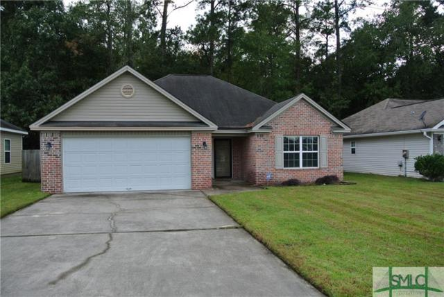 166 Fontenot Drive, Savannah, GA 31405 (MLS #199058) :: McIntosh Realty Team