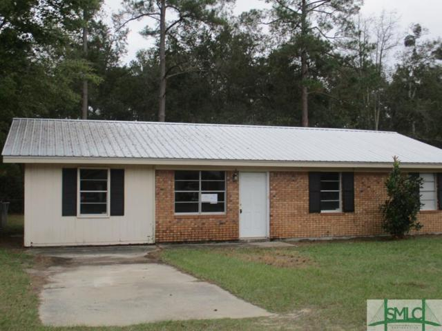 135 Berkley Drive, Jesup, GA 31546 (MLS #199059) :: McIntosh Realty Team