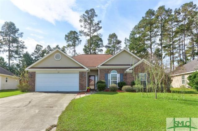 109 Nandina Way, Pooler, GA 31322 (MLS #199069) :: The Arlow Real Estate Group