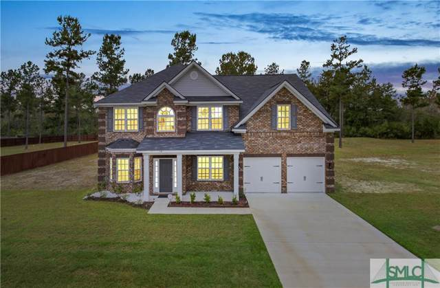 58 Mount Vernon Terrace NE, Ludowici, GA 31316 (MLS #199071) :: The Randy Bocook Real Estate Team