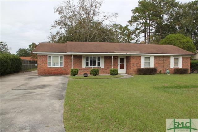 616 Pineview Court, Hinesville, GA 31313 (MLS #199092) :: The Robin Boaen Group