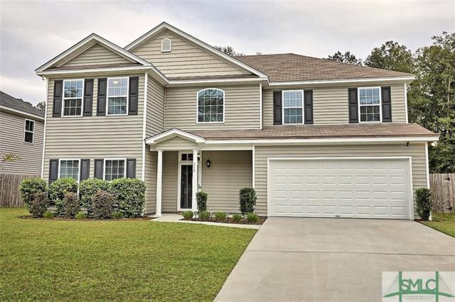 119 Sunny Drive, Savannah, GA 31419 (MLS #199105) :: The Arlow Real Estate Group