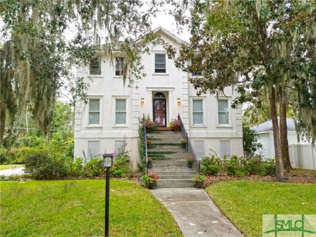 4 Brevard Court, Savannah, GA 31410 (MLS #199115) :: Coastal Savannah Homes