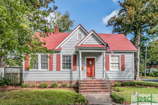 1334 E 48th Street, Savannah, GA 31404 (MLS #199122) :: The Randy Bocook Real Estate Team