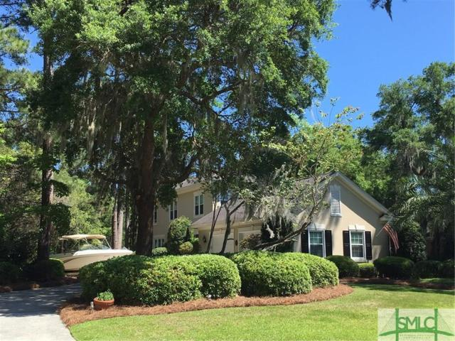 130 Terrapin Trail, Savannah, GA 31406 (MLS #199130) :: The Arlow Real Estate Group