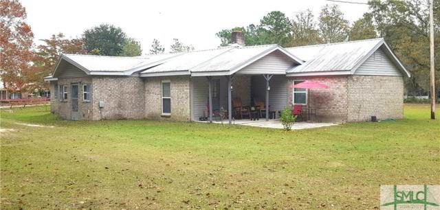 443 Rambling Creek Road, Ellabell, GA 31308 (MLS #199132) :: The Randy Bocook Real Estate Team