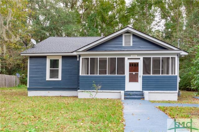 4318 Walton Street, Savannah, GA 31405 (MLS #199142) :: Teresa Cowart Team