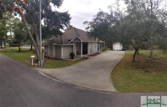 1175 Clarke Drive NE, Townsend, GA 31331 (MLS #199144) :: The Sheila Doney Team