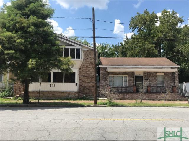 1501 Barnard Street, Savannah, GA 31401 (MLS #199149) :: Teresa Cowart Team