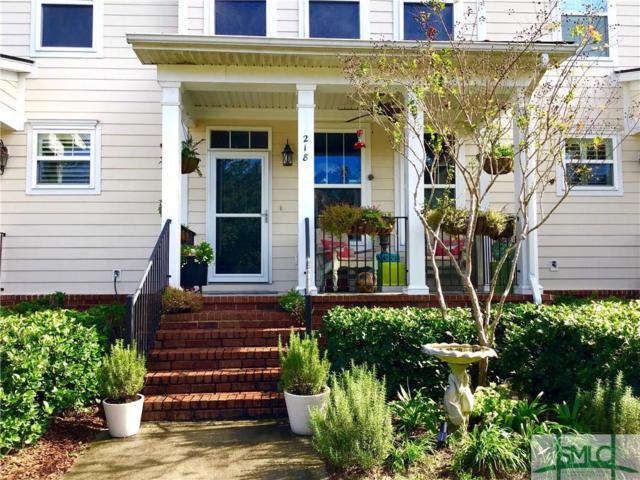 218 Village Green Circle, Pooler, GA 31322 (MLS #199157) :: Keller Williams Realty-CAP