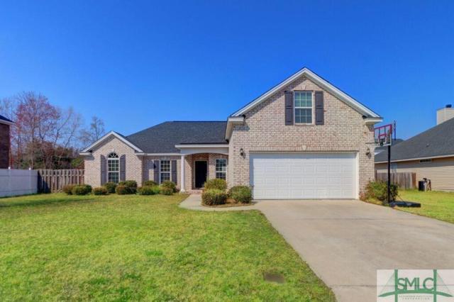 91 Byron Drive, Richmond Hill, GA 31324 (MLS #199161) :: Coastal Savannah Homes