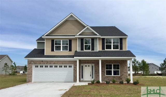 121 Altamonte Drive, Guyton, GA 31312 (MLS #199164) :: The Arlow Real Estate Group