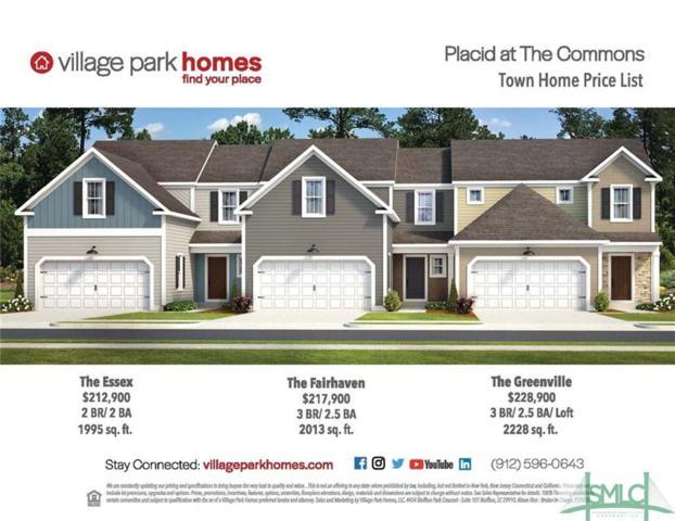 703 Waybridge Way, Richmond Hill, GA 31324 (MLS #199182) :: The Randy Bocook Real Estate Team
