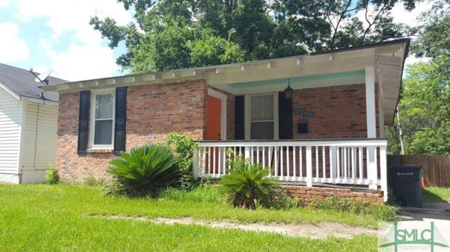 1506 E 33rd Street, Savannah, GA 31404 (MLS #199188) :: Karyn Thomas