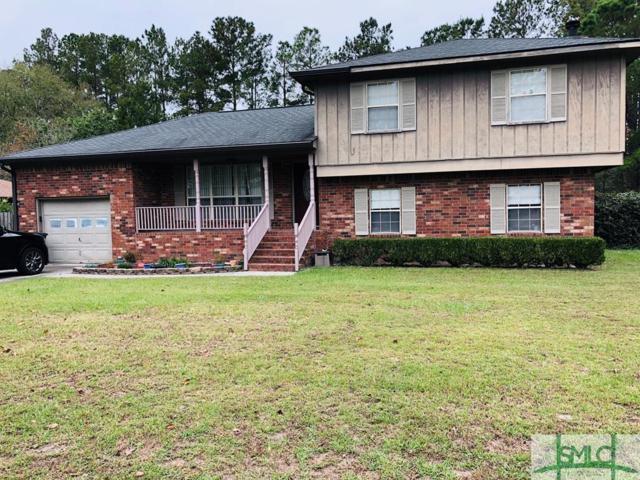 108 Flat Shoal Lane, Hinesville, GA 31313 (MLS #199201) :: The Arlow Real Estate Group