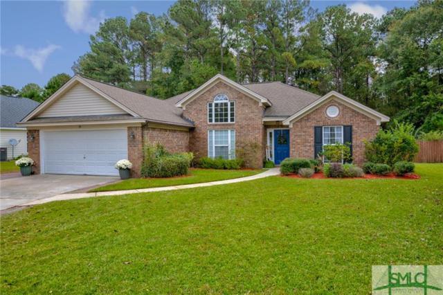 111 Fire Thorn Lane, Pooler, GA 31322 (MLS #199220) :: Coastal Savannah Homes