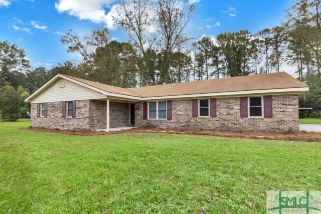 160 Ponderosa Road, Richmond Hill, GA 31324 (MLS #199236) :: Coastal Savannah Homes