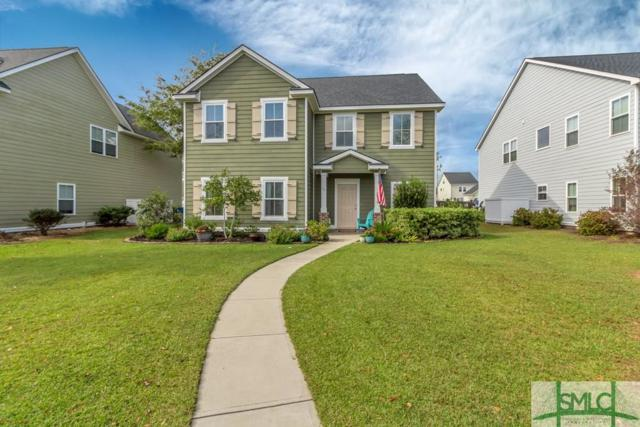 72 Osgood Lane, Richmond Hill, GA 31324 (MLS #199238) :: Coastal Savannah Homes