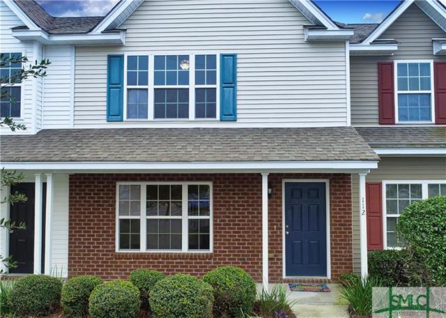 112 Sonata Circle Circle, Pooler, GA 31322 (MLS #199240) :: Coastal Savannah Homes