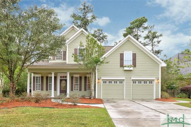 101 Southernwood Place, Savannah, GA 31405 (MLS #199267) :: Coastal Savannah Homes