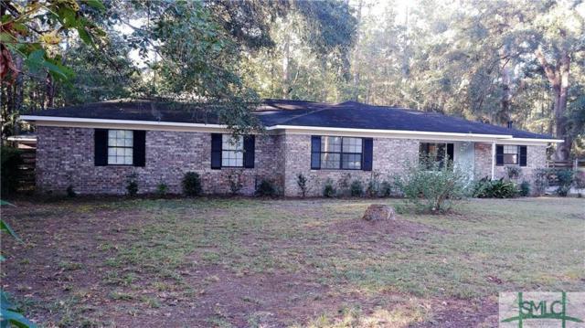 615 Sandy Run Drive, Hinesville, GA 31313 (MLS #199269) :: The Arlow Real Estate Group
