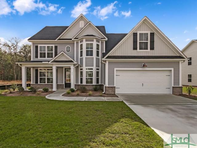 447 Waybridge Way, Richmond Hill, GA 31324 (MLS #199277) :: The Arlow Real Estate Group
