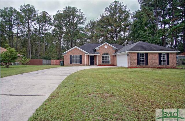 319 S Maple Drive, Hinesville, GA 31313 (MLS #199279) :: McIntosh Realty Team