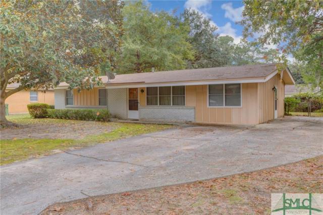 411 Barnhill Drive, Savannah, GA 31406 (MLS #199281) :: The Arlow Real Estate Group