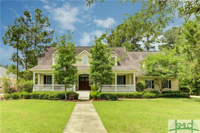117 Puttenham Crossing, Pooler, GA 31322 (MLS #199283) :: The Robin Boaen Group